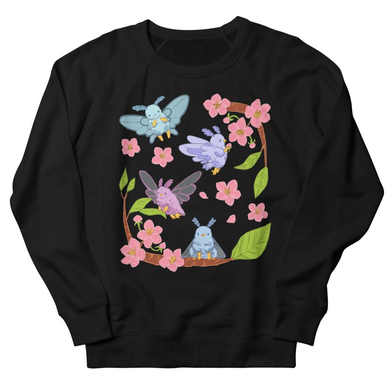pollination Men's French Terry Sweatshirt by artofwendyxu's Artist Shop