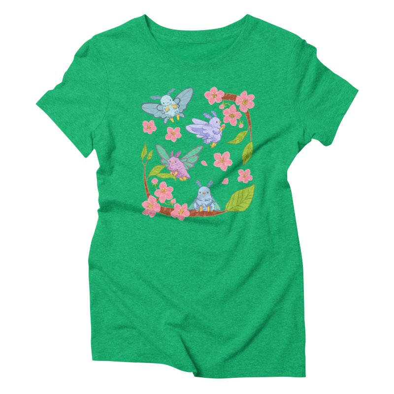 pollination Women's T-Shirt by Art of Wendy Xu's Artist Shop