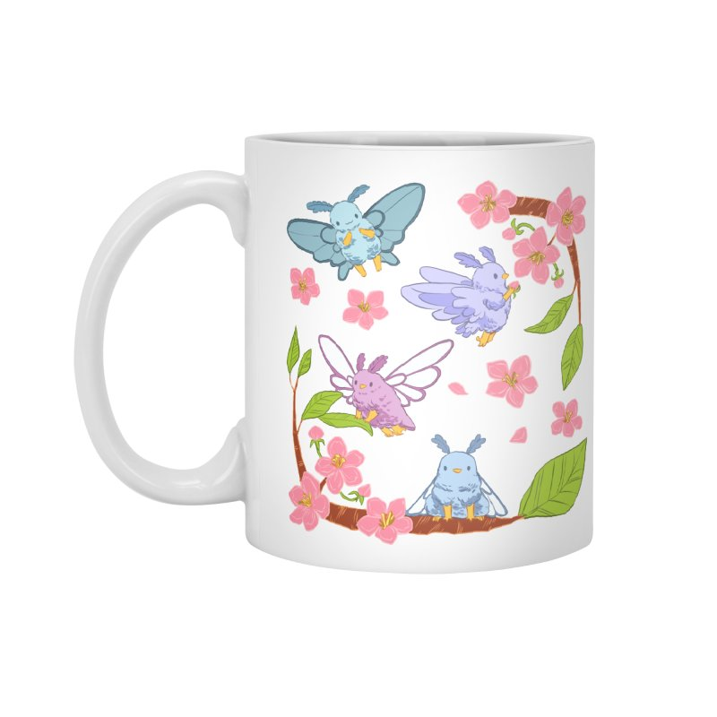pollination Accessories Mug by artofwendyxu's Artist Shop