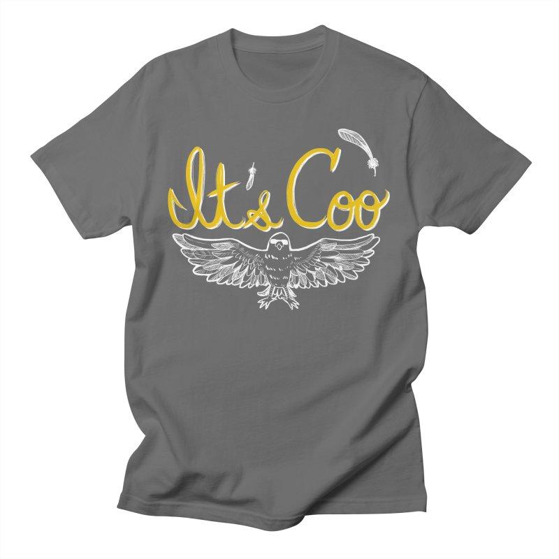 It's Coo Men's T-Shirt by Art of Wendy Xu's Artist Shop