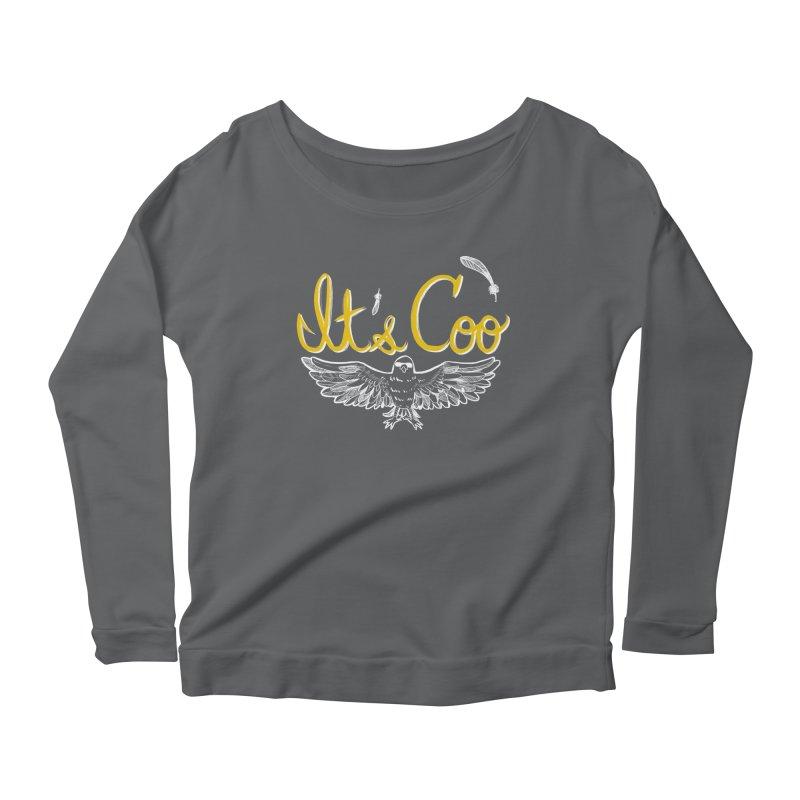 It's Coo Women's Longsleeve T-Shirt by Art of Wendy Xu's Artist Shop