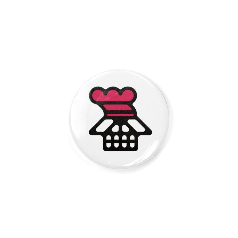 Dead Chef Accessories Button by Arto Jegas Store