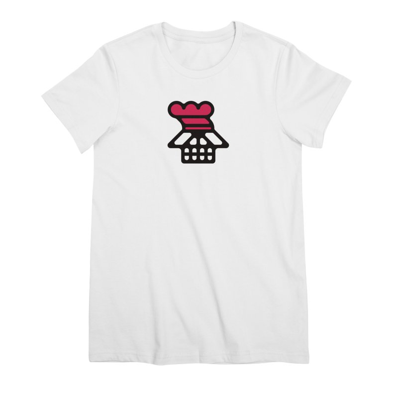 Dead Chef Women's Premium T-Shirt by Arto Jegas Store