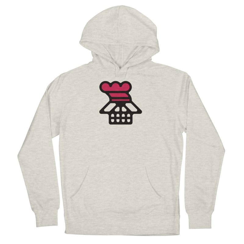 Dead Chef Men's French Terry Pullover Hoody by Arto Jegas Store