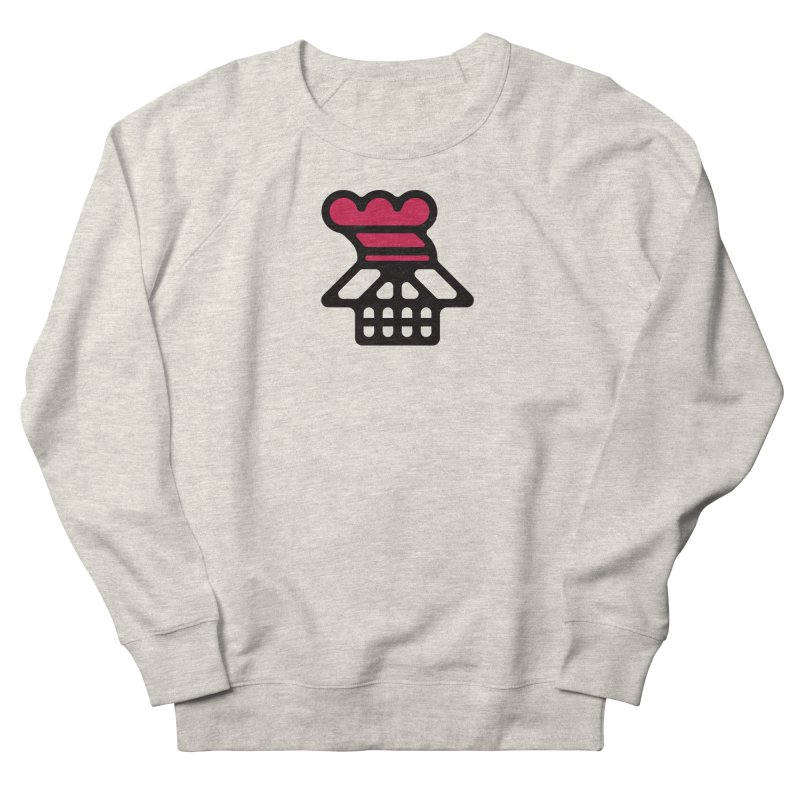 Dead Chef Women's French Terry Sweatshirt by Arto Jegas Store