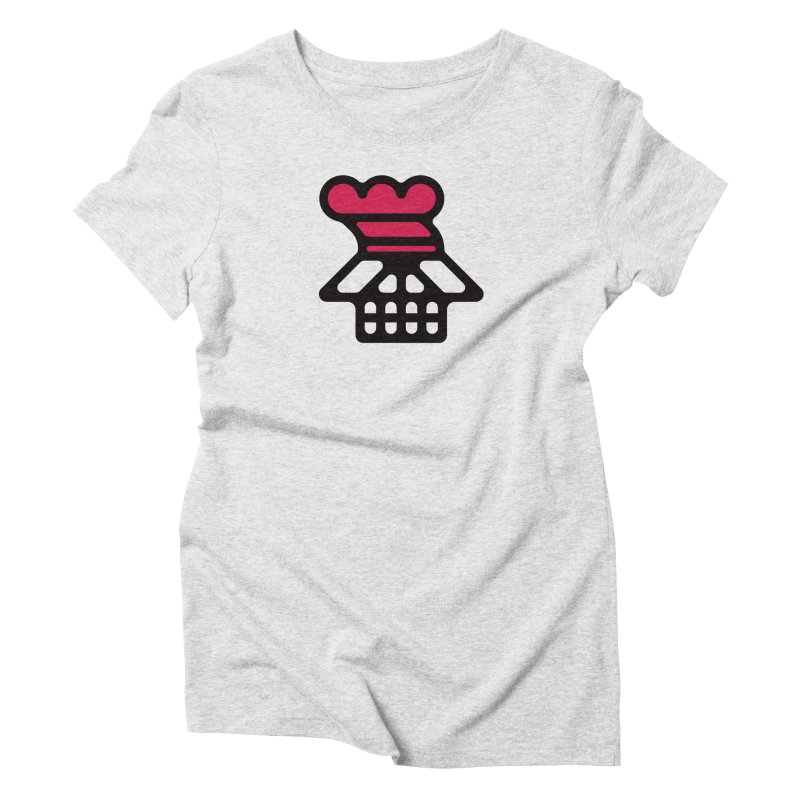 Dead Chef Women's Triblend T-Shirt by Arto Jegas Store