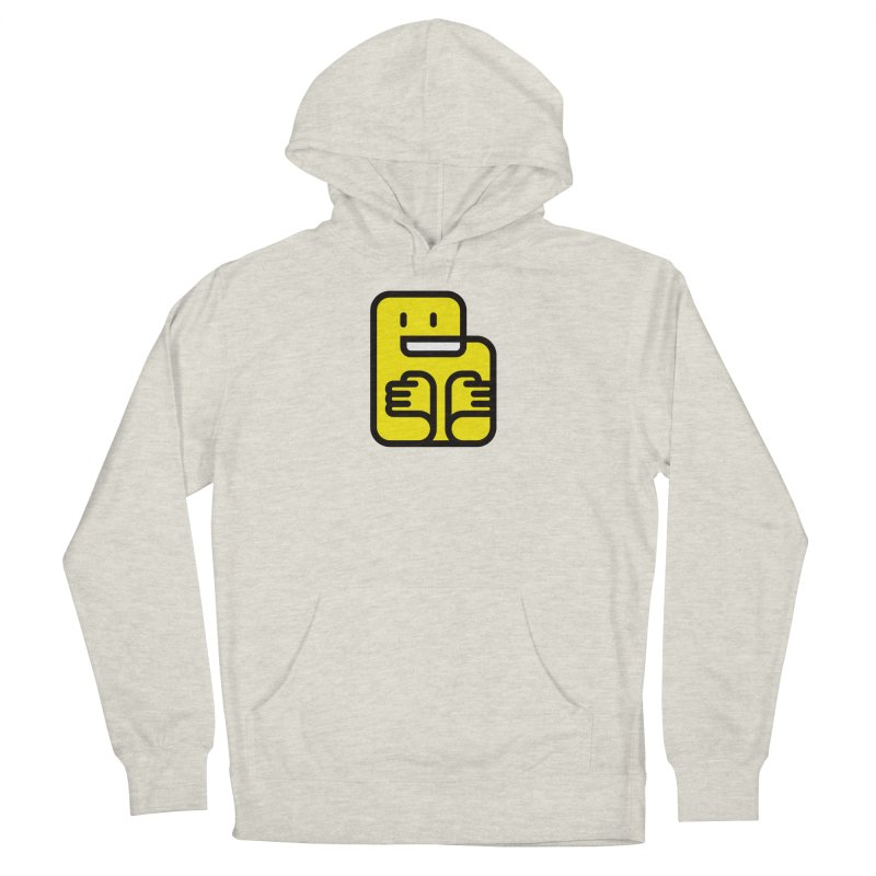 Just B Men's French Terry Pullover Hoody by Arto Jegas Store