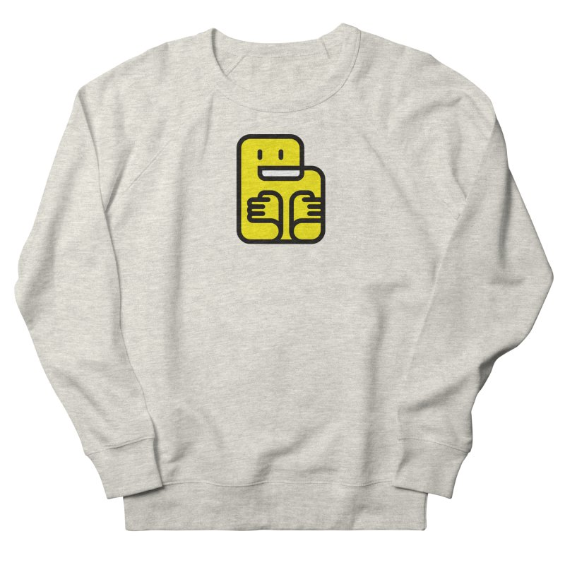Just B Men's French Terry Sweatshirt by Arto Jegas Store