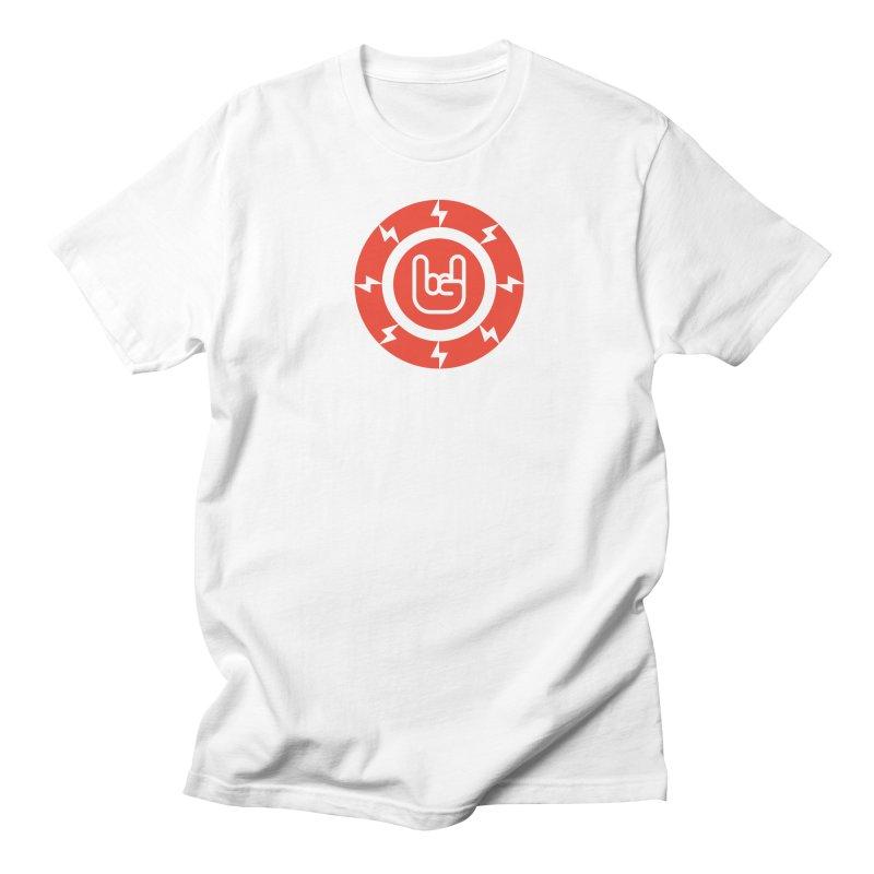 Rock on Men's T-Shirt by Arto Jegas Store