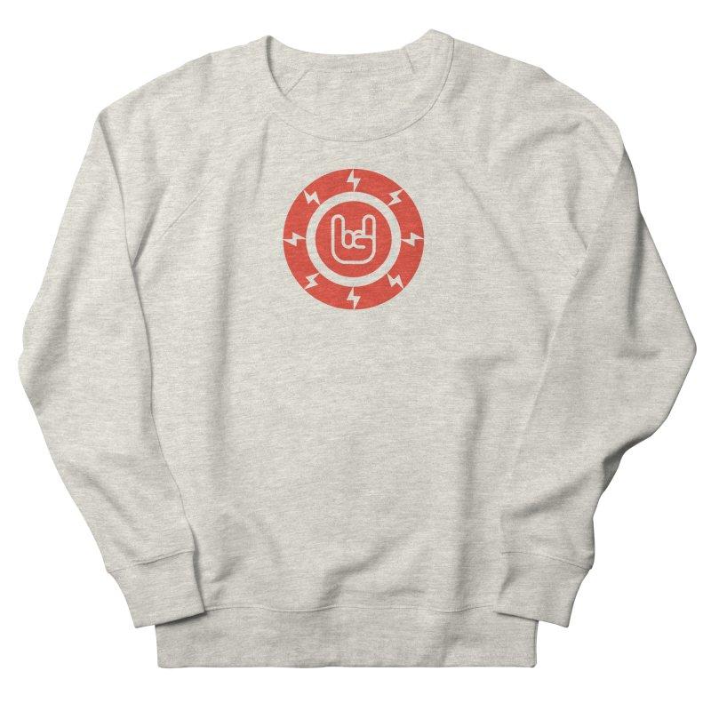 Rock on Women's French Terry Sweatshirt by Arto Jegas Store