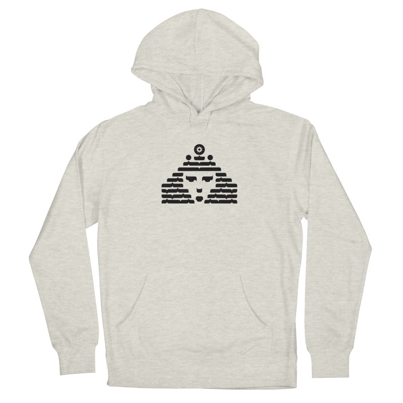 Queen Men's French Terry Pullover Hoody by Arto Jegas Store