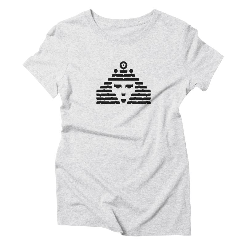 Queen Women's Triblend T-Shirt by Arto Jegas Store