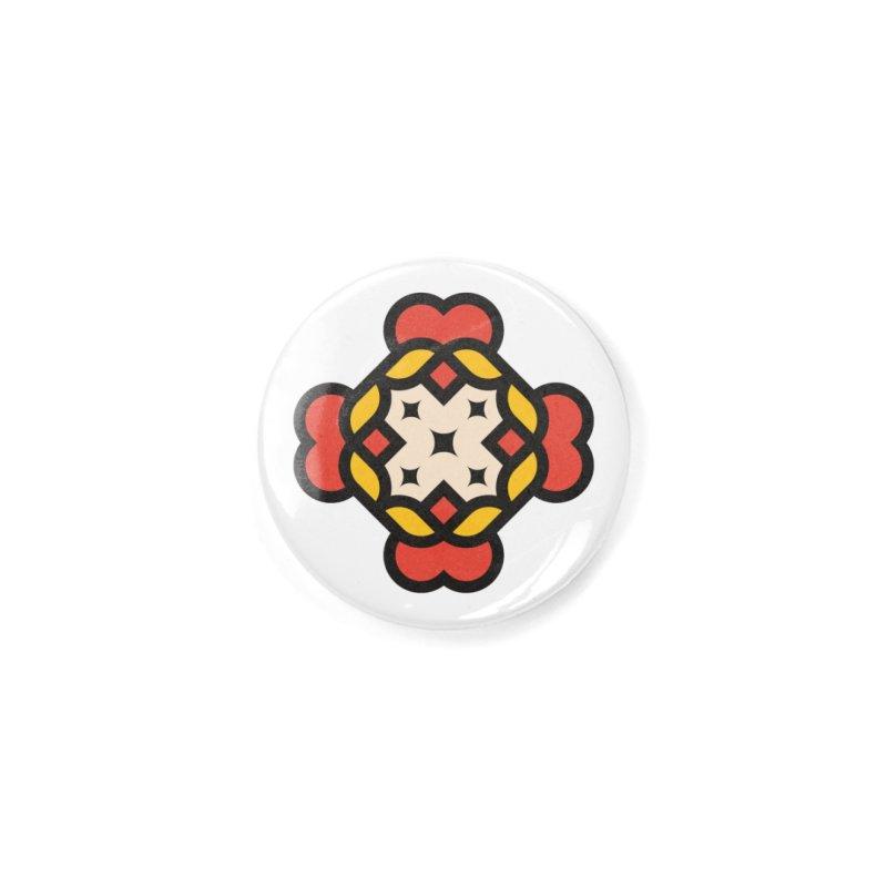 X Love Accessories Button by Arto Jegas Store