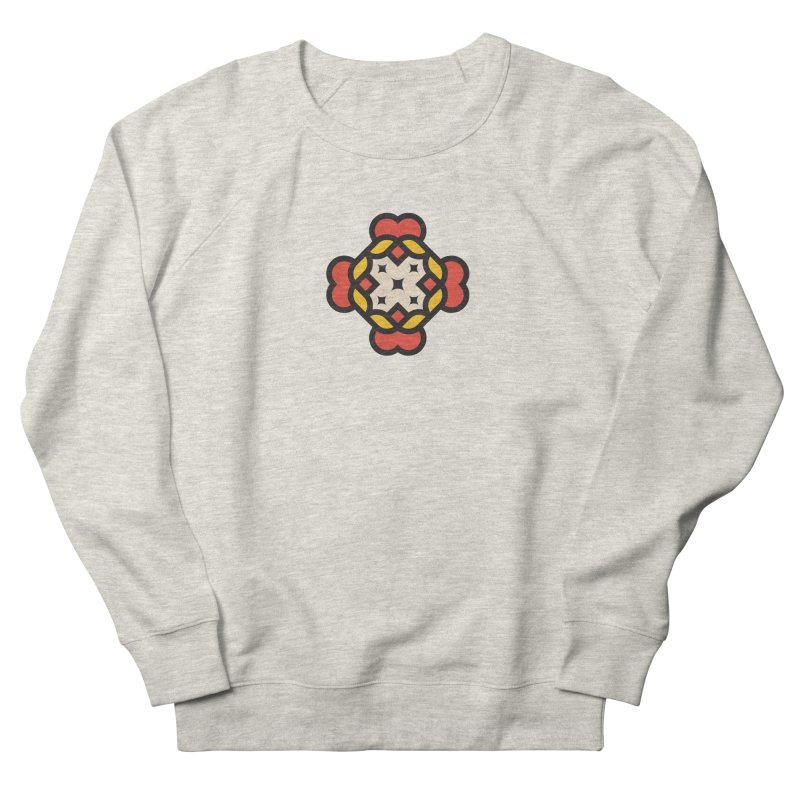 X Love Men's French Terry Sweatshirt by Arto Jegas Store