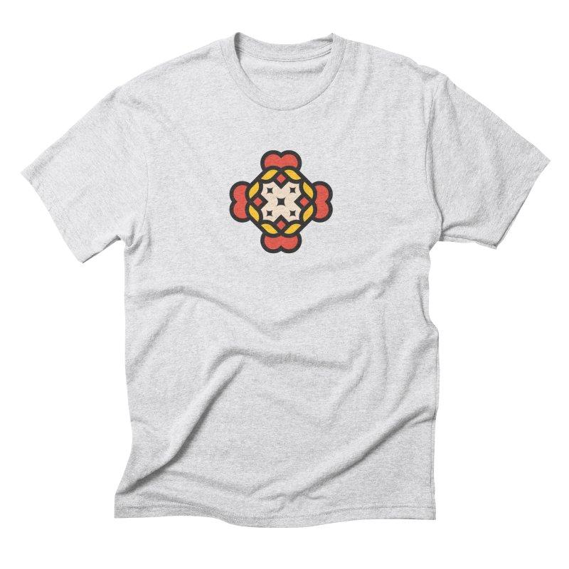 X Love Men's Triblend T-Shirt by Arto Jegas Store
