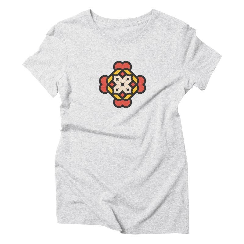 X Love Women's Triblend T-Shirt by Arto Jegas Store