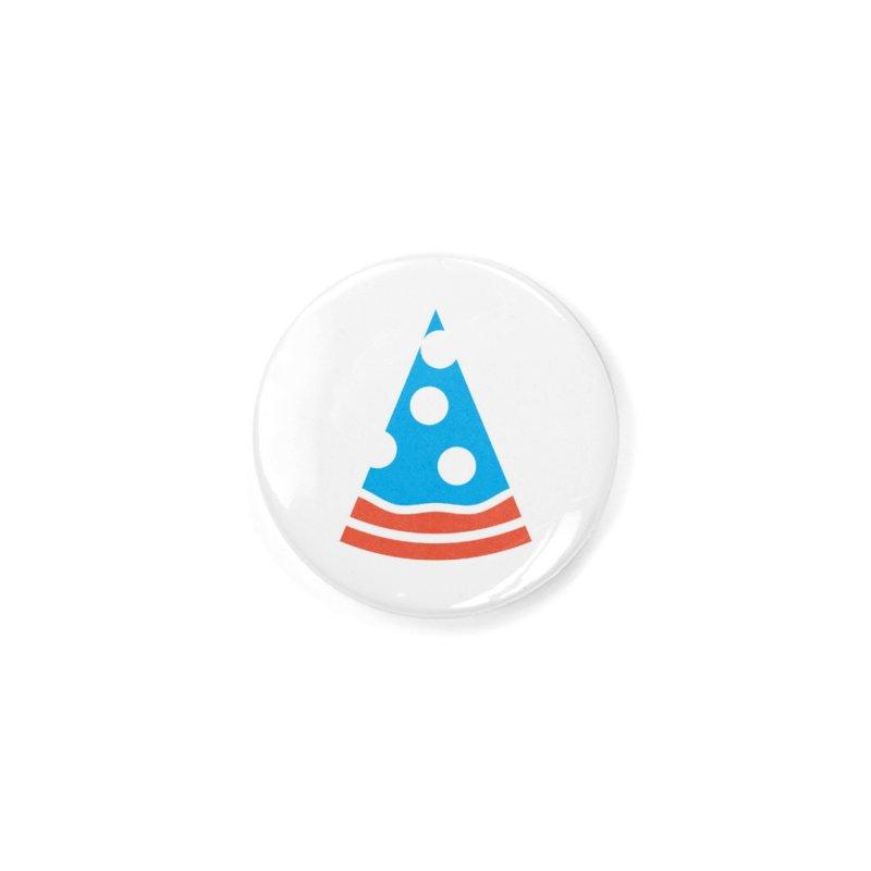 Ameripizza Accessories Button by Arto Jegas Store