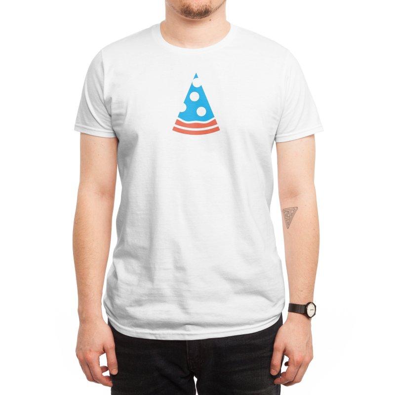 Ameripizza Men's T-Shirt by Arto Jegas Store