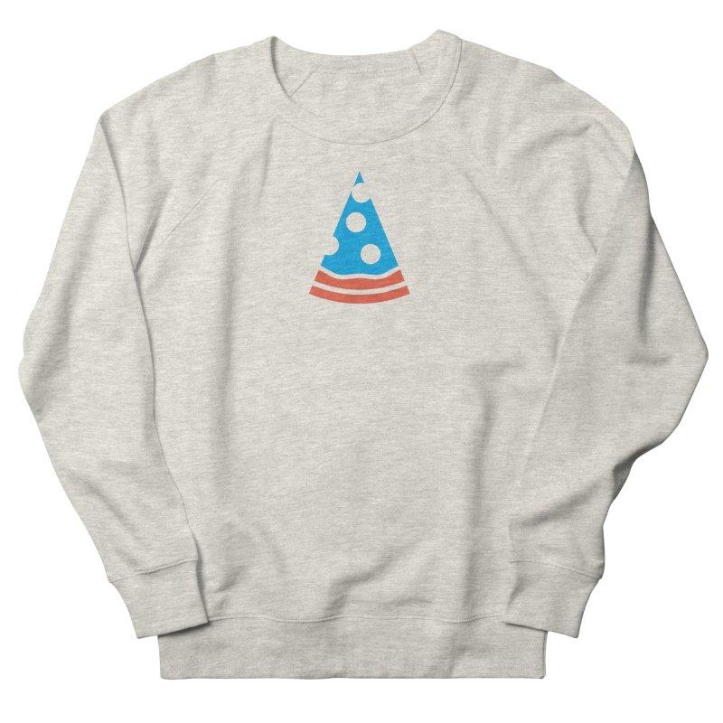 Ameripizza Men's French Terry Sweatshirt by Arto Jegas Store