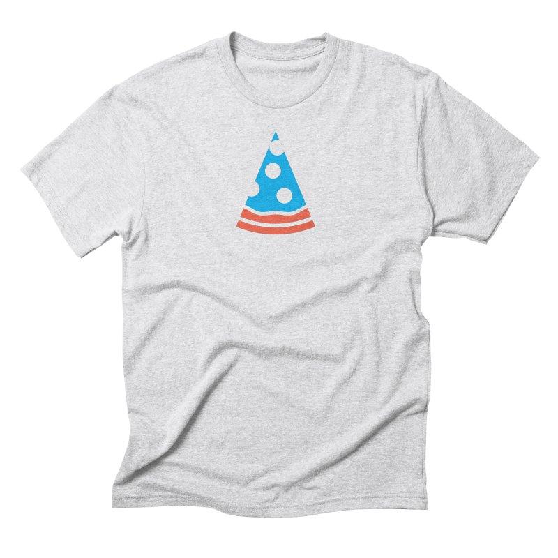 Ameripizza Men's Triblend T-Shirt by Arto Jegas Store