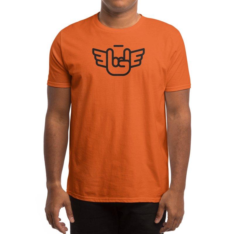 Rock On (Good Omens) Men's T-Shirt by Arto Jegas Store