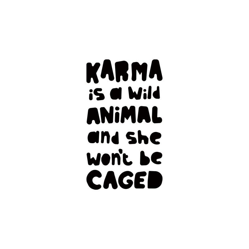 Karma Men's T-Shirt by Arto Jegas Store