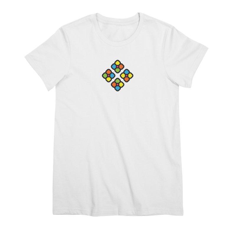 Squower Women's Premium T-Shirt by artojegas's Artist Shop