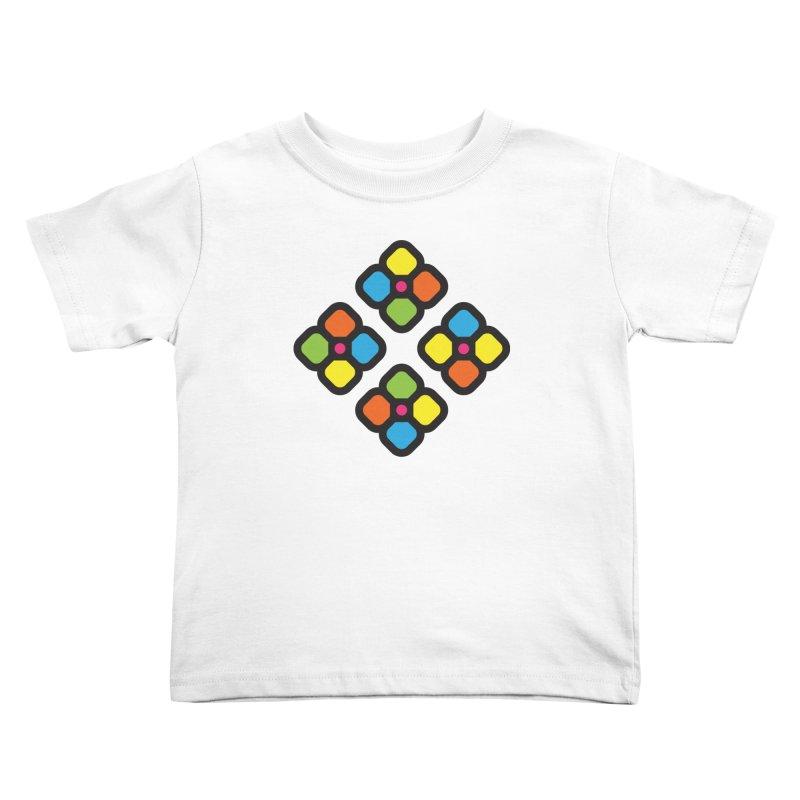Squower Kids Toddler T-Shirt by artojegas's Artist Shop