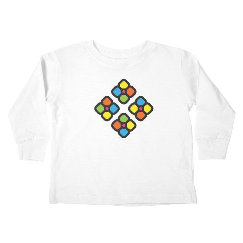 Squower Kids Toddler Longsleeve T-Shirt by artojegas's Artist Shop