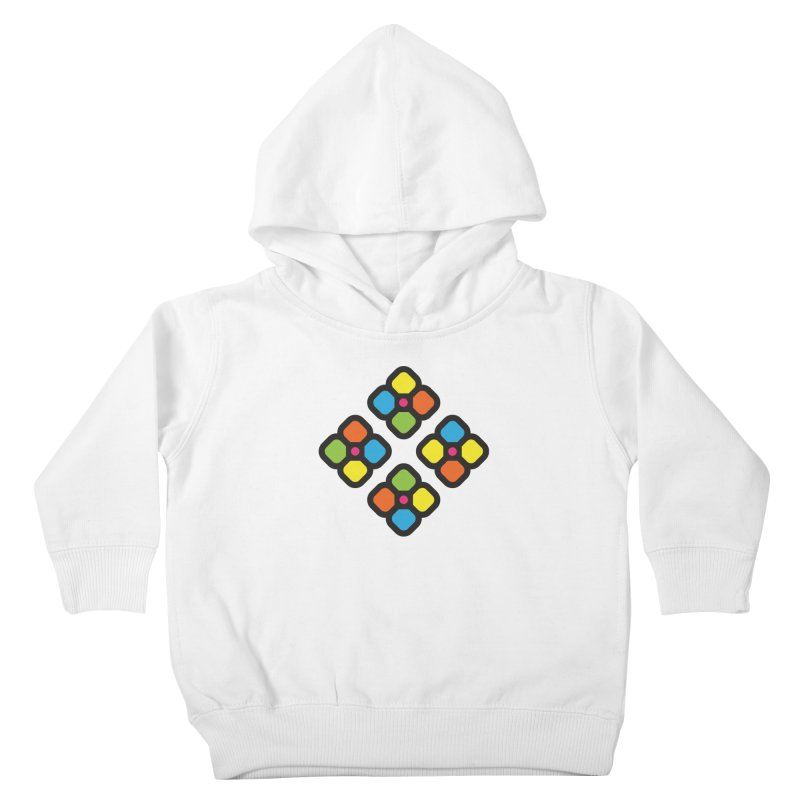 Squower Kids Toddler Pullover Hoody by artojegas's Artist Shop
