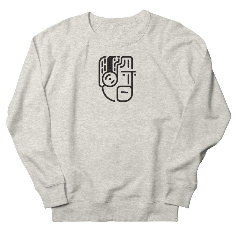 Music Head Women's French Terry Sweatshirt by Arto Jegas Store