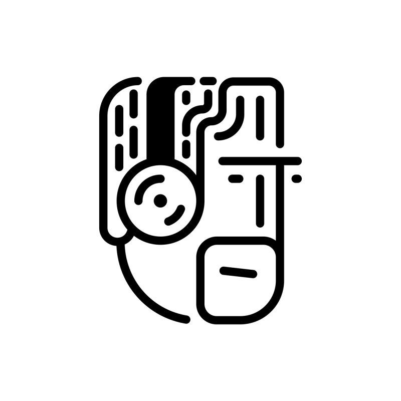 Music Head by artojegas's Artist Shop