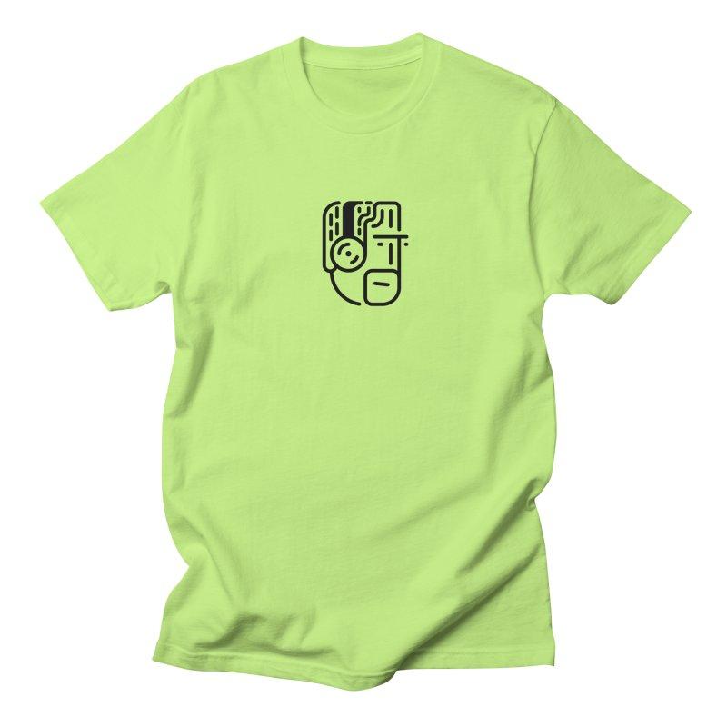 Music Head Women's Regular Unisex T-Shirt by artojegas's Artist Shop