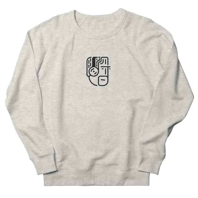 Music Head Women's French Terry Sweatshirt by artojegas's Artist Shop
