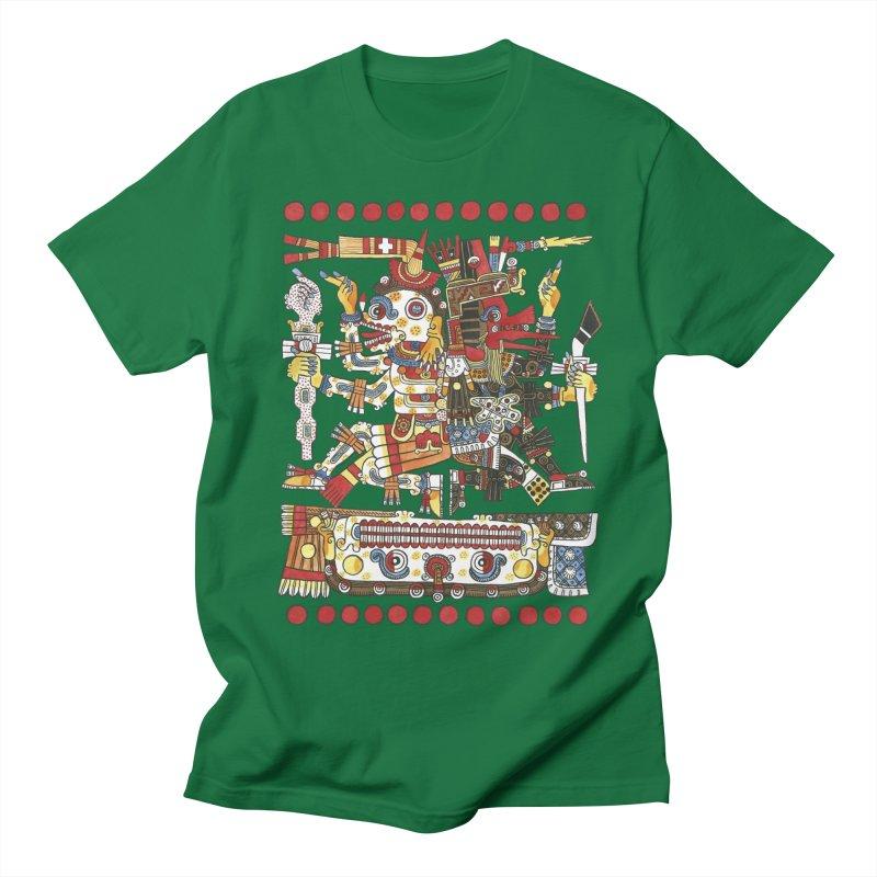 Codex Borgia Detail Women's Unisex T-Shirt by Art On Everything