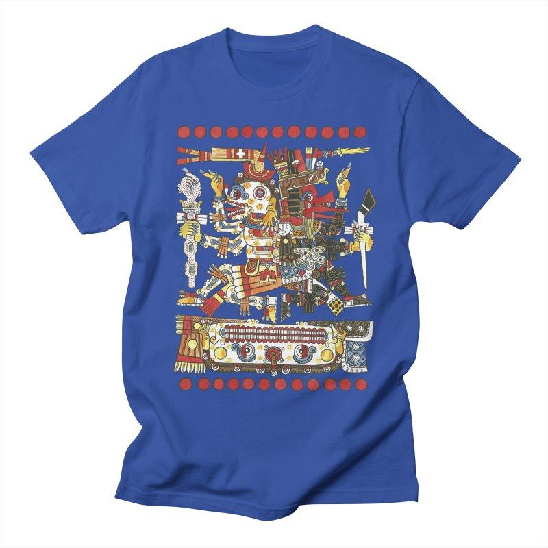 Codex Borgia Detail Men's T-shirt by Art On Everything