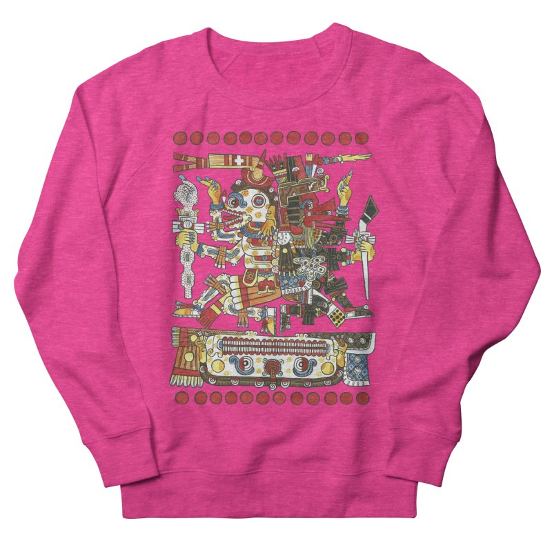 Codex Borgia Detail Women's Sweatshirt by Art On Everything