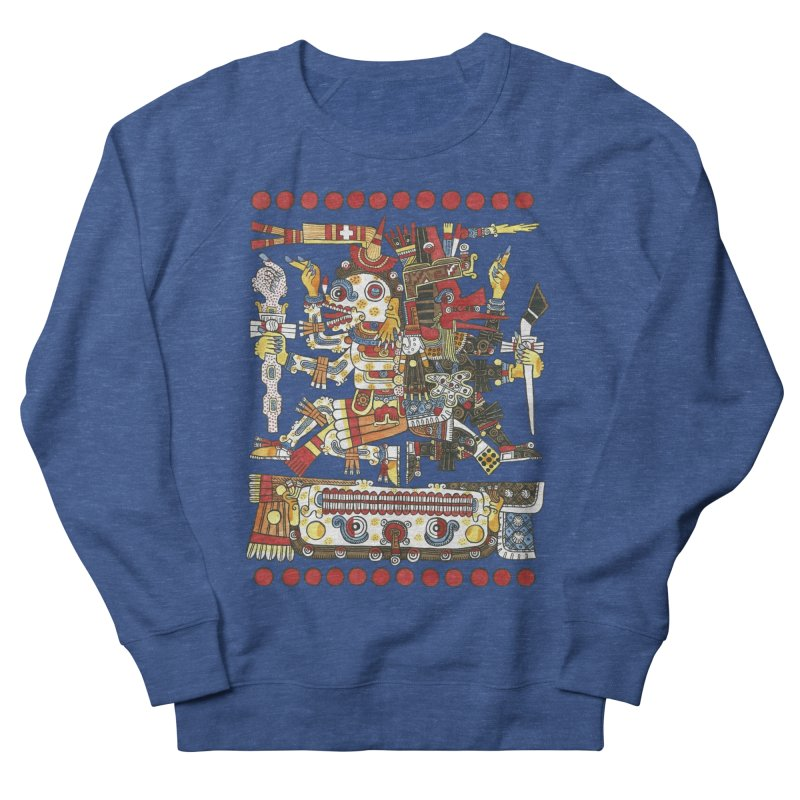 Codex Borgia Detail Men's Sweatshirt by Art On Everything