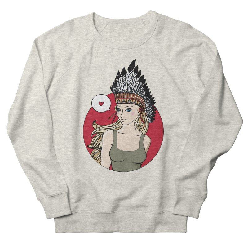Shoshon Women's Sweatshirt by artpanda's Artist Shop