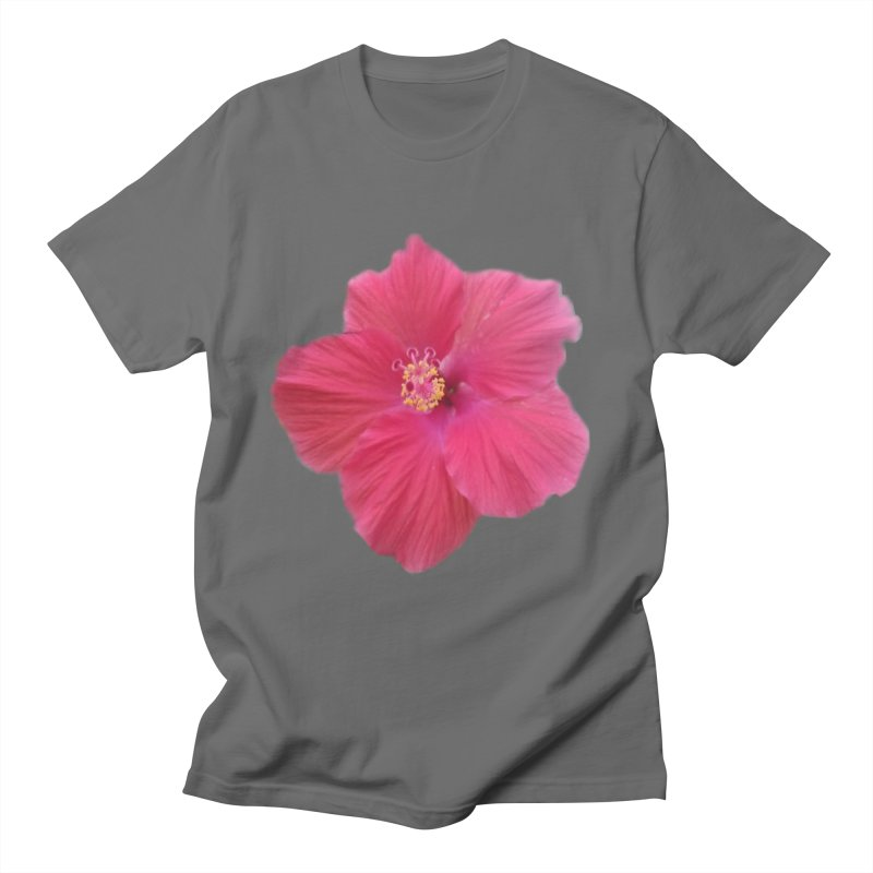 Hibiscus Men's T-Shirt by ❁Art Peace Designs❁