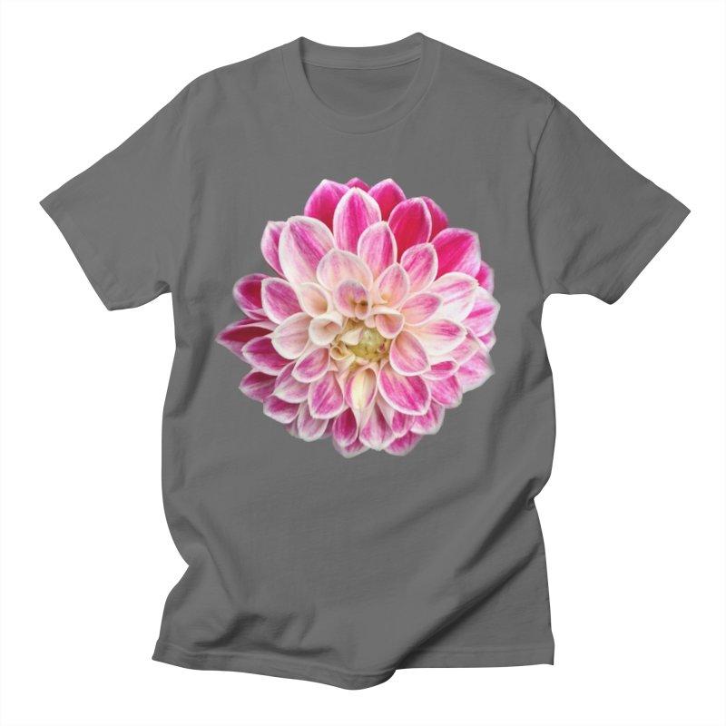 Dahlia Men's T-Shirt by ❁Art Peace Designs❁