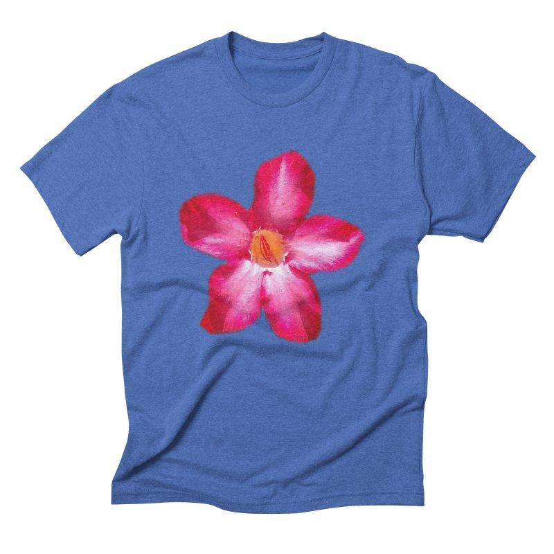 Desert Rose Men's T-Shirt by ❁Art Peace Designs❁