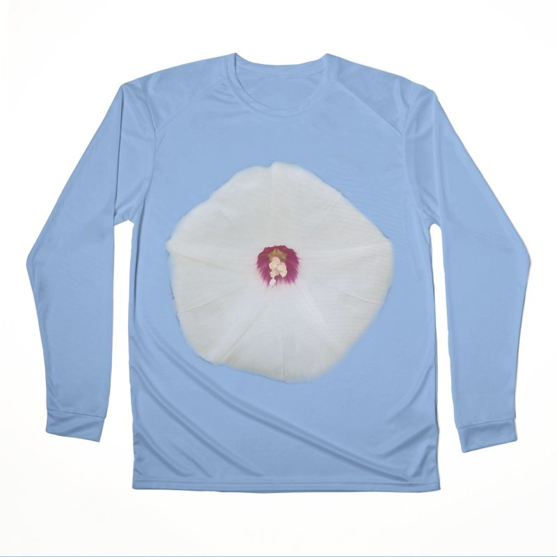 Morning Glory Bloom Men's Longsleeve T-Shirt by ❁Art Peace Designs❁