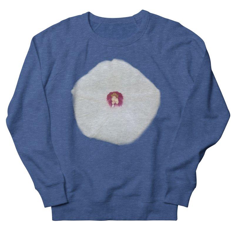 Morning Glory Bloom Men's Sweatshirt by ❁Art Peace Designs❁