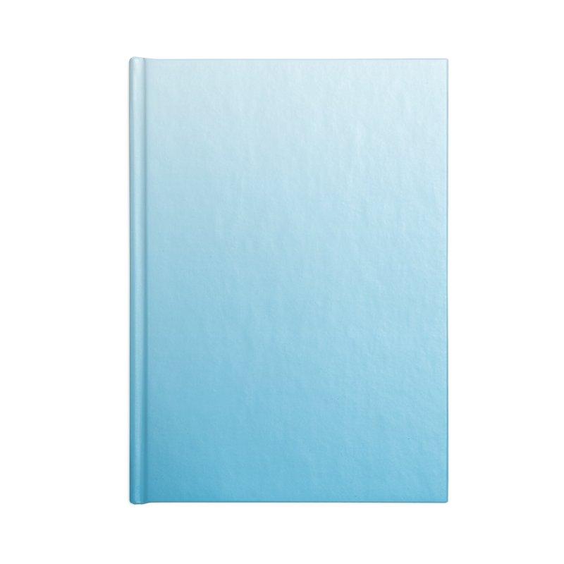 Aqua Ombre Accessories Notebook by ❁Art Peace Designs❁