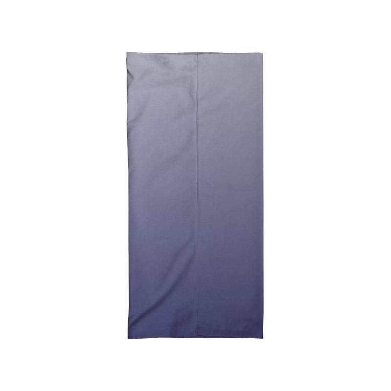 Purple Ombre Accessories Neck Gaiter by ❁Art Peace Designs❁