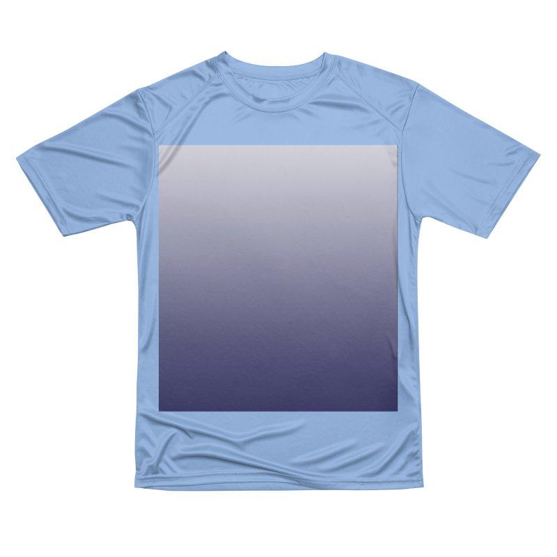 Purple Ombre Men's T-Shirt by ❁Art Peace Designs❁