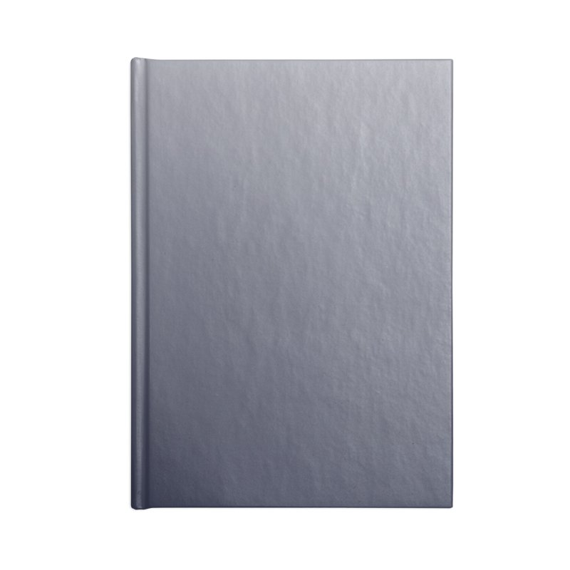 Navy Ombre Accessories Notebook by ❁Art Peace Designs❁