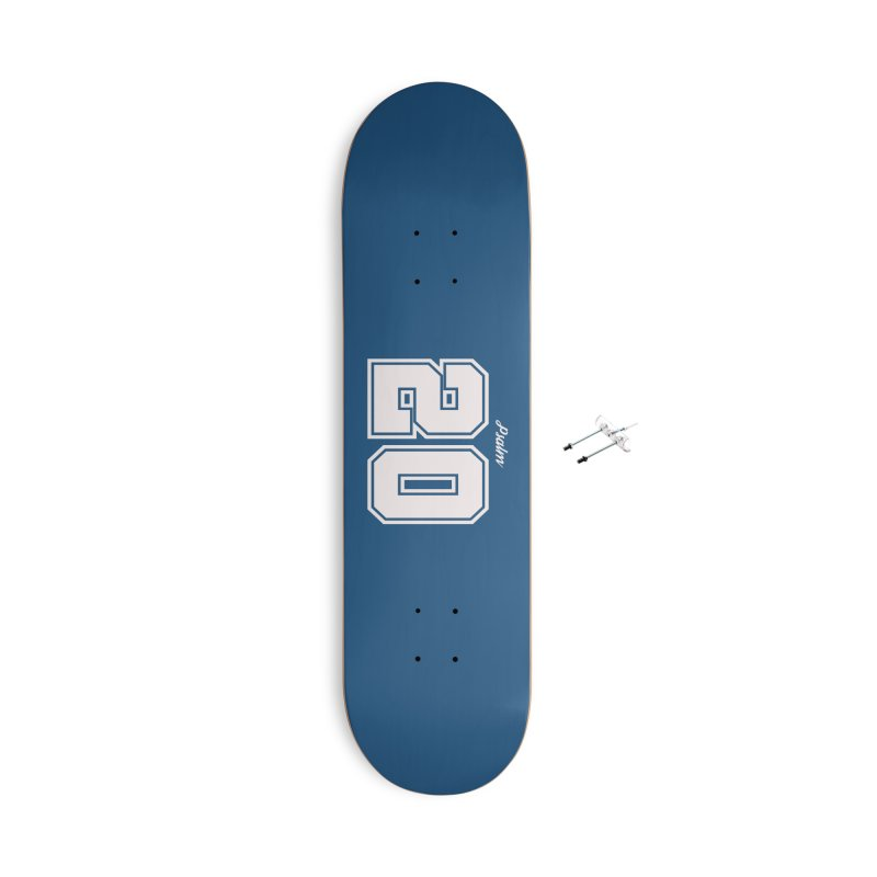 Psalm 20 Accessories Skateboard by ❁Art Peace Designs❁