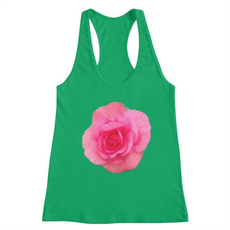 Begonia Women's Tank by ❁Art Peace Designs❁